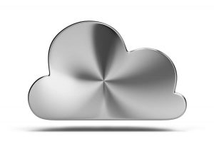 Steel silver cloud